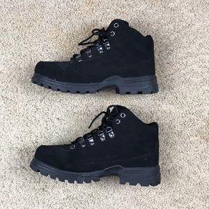 New! FILA Black Boots Women's Size 9.5 NWT